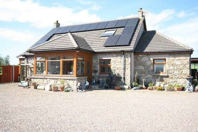 Thumbnail Detached house for sale in Strichen, Strichen, Fraserburgh, Aberdeenshire