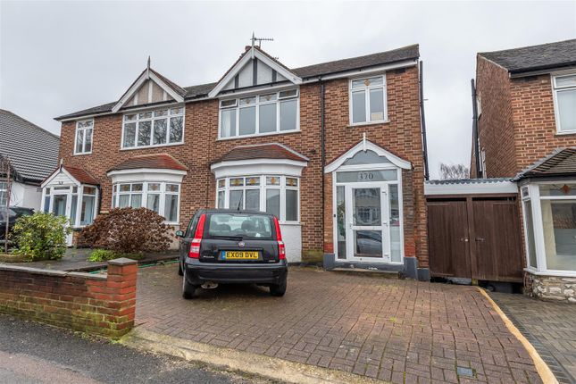 3 bed semi-detached house for sale in Larkshall Road, London E4