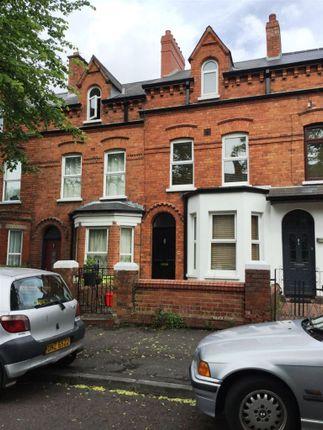 Thumbnail Terraced house to rent in Delhi Street, Belfast