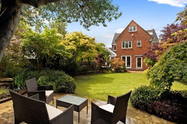 Thumbnail Detached house for sale in Penleonard Close, Exeter, Devon EX2.