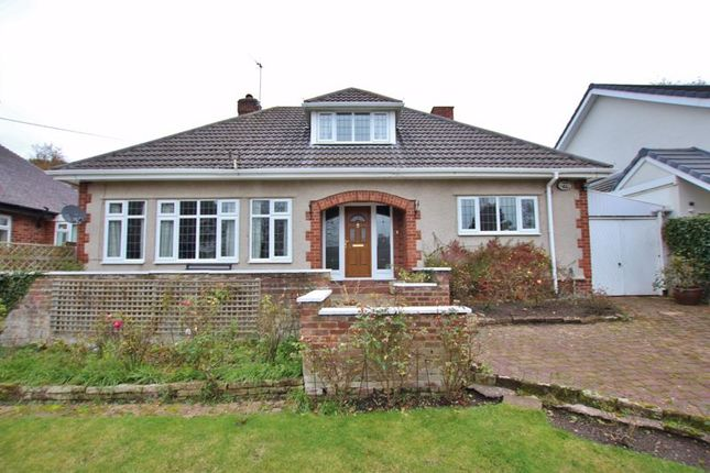 Thumbnail Detached bungalow for sale in Oldfield Road, Heswall, Wirral