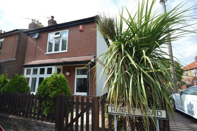 Thumbnail Detached house for sale in Henley Road, Norwich, Norfolk