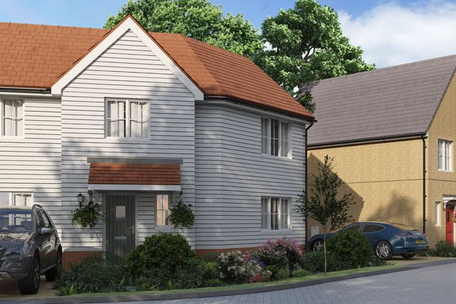 "Thumbnail Property for sale in ""The Kensington"" at Yarrow Walk, Red Lodge, Bury St. Edmunds"