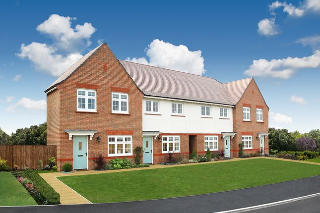 "Thumbnail Terraced house for sale in ""Ledbury 3"" at Liverpool Road South, Burscough, Ormskirk"