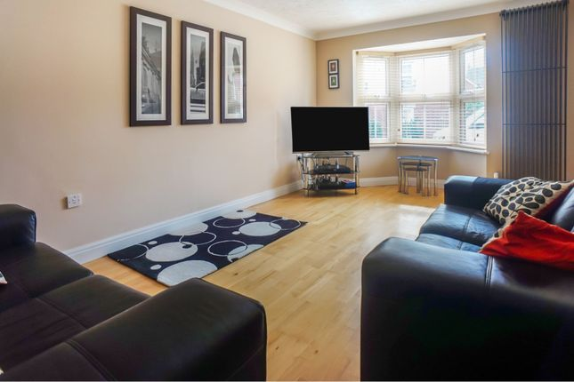 Living Room of Padley Road, Lincoln LN2