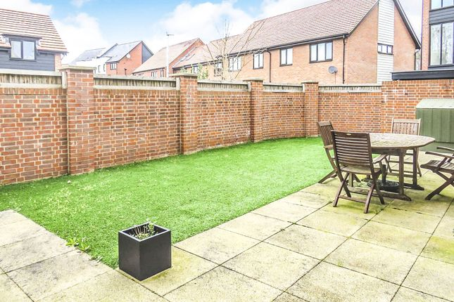 Thumbnail Detached house for sale in Derby Drive, Leybourne, West Malling