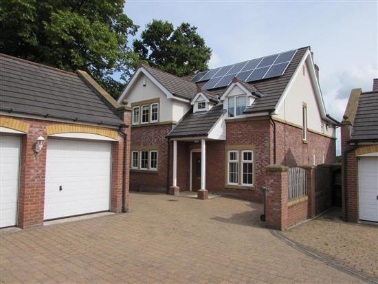 Thumbnail Property to rent in Townside Gate, Great Eccleston, Preston