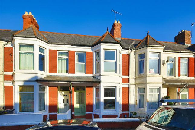 3 bed property for sale in Brithdir Street, Cathays, Cardiff CF24