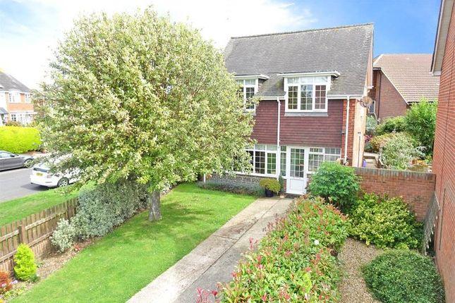 Thumbnail Detached house for sale in Fincham Close, East Preston, Littlehampton