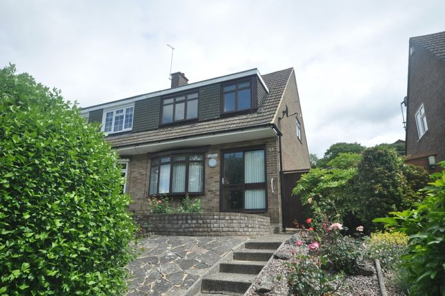 3 bed semi-detached house to rent in Downs Road, Istead Rise, Gravesend DA13