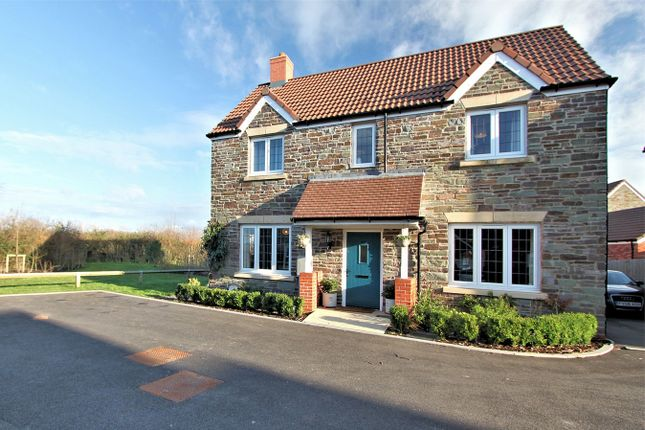 4 bed detached house for sale in Badger Road, Thornbury, Bristol BS35