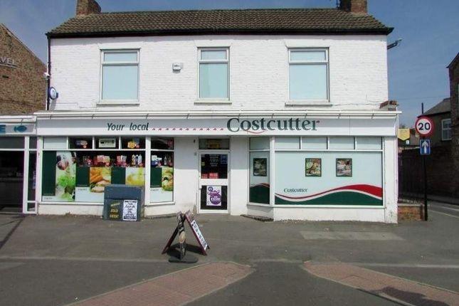 Thumbnail Retail premises for sale in 83 Heworth Road, York