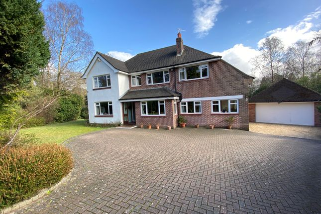 Thumbnail Detached house for sale in Bassett Wood Drive, Bassett