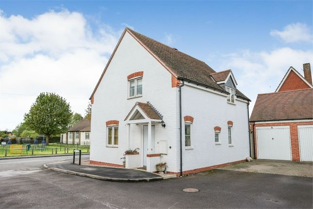 Thumbnail Detached house for sale in Legion Court, Middle Littleton, Evesham, Worcestershire
