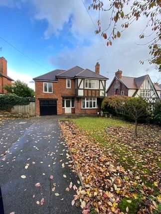 Thumbnail 4 bed detached house to rent in Duffield Road, Duffield, Derby