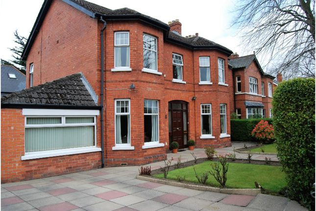 Thumbnail Detached house for sale in Finaghy Park Central, Finaghy, Belfast
