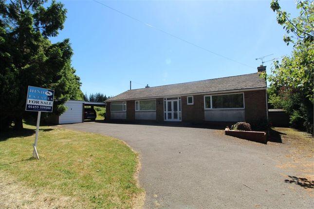 Thumbnail Detached bungalow for sale in Lutterworth Road, Walcote, Lutterworth