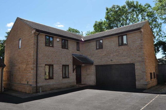 Thumbnail Detached house for sale in Folly Close, Midsomer Norton, Radstock