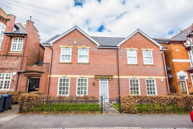 Thumbnail Flat for sale in Beaumont Road, Bournville