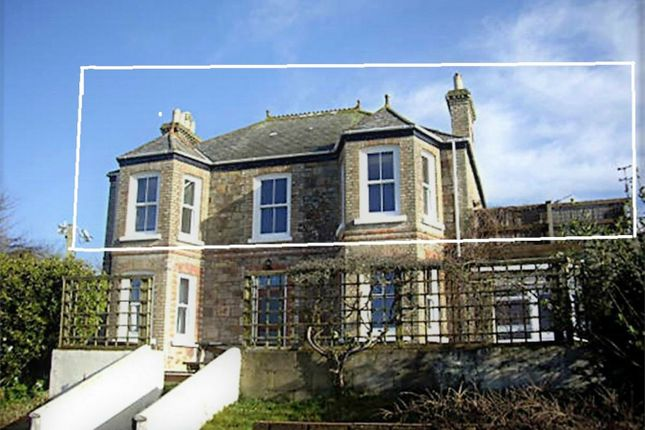 Thumbnail Flat for sale in Budnic Hill, Perranporth, Cornwall