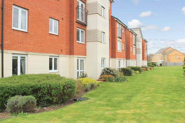 Thumbnail Flat for sale in Royce House, Peterborough