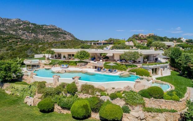 Thumbnail Property for sale in Villa Rock, Porto Cervo, Sardinia, Italy