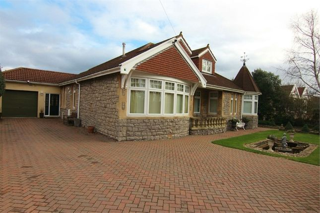 Thumbnail Detached house for sale in Uphill Road North, Weston-Super-Mare