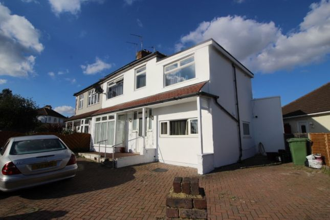 Thumbnail Semi-detached house for sale in Bedonwell Road, Belvedere