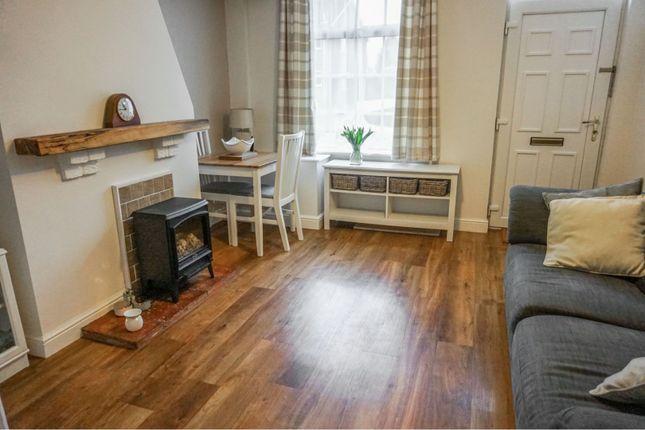 Living Room of Upper St. John Street, Lichfield WS14