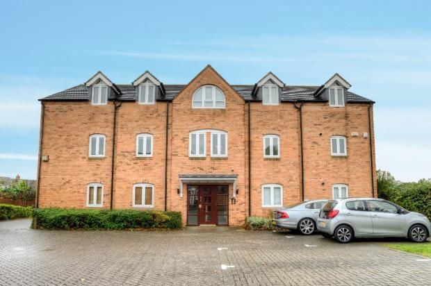 Thumbnail Flat for sale in West Park Close, Stratford Upon Avon