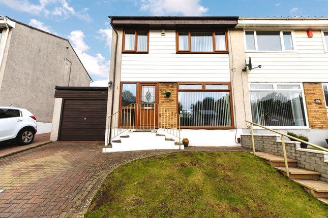 Thumbnail Semi-detached house for sale in Hillcrest Avenue, Kirkcaldy