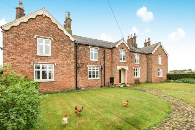 Thumbnail Detached house for sale in Smethwick Lane, Brereton, Sandbach, Cheshire