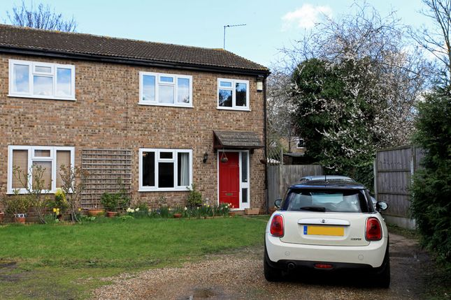 Thumbnail Semi-detached house for sale in Wadley Road, Upper Leytonstone