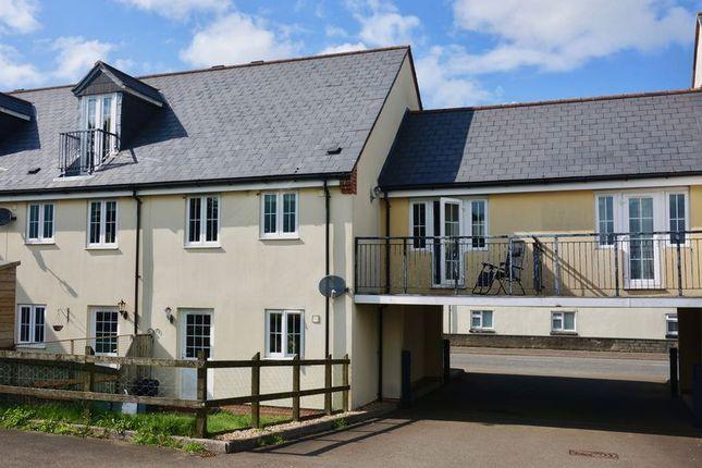 Thumbnail Terraced house for sale in Lewdown, Devon