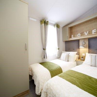 Bedroom 2 of Ty Gwyn Park, Abergele, Towyn, Abergele LL22