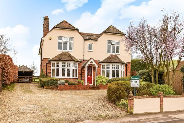 Thumbnail Detached house for sale in The Street, Crookham Village, Fleet