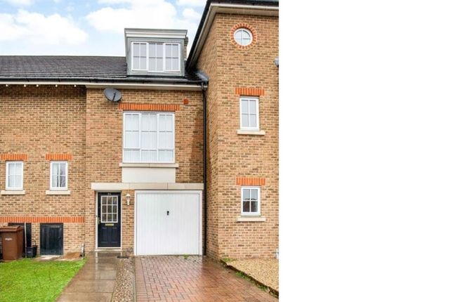 Thumbnail Terraced house to rent in Goodhall Close, Stanmore