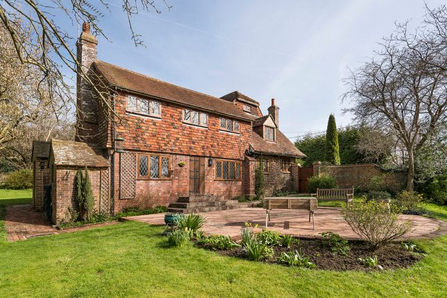Thumbnail Detached house for sale in Belmont Road, Uckfield