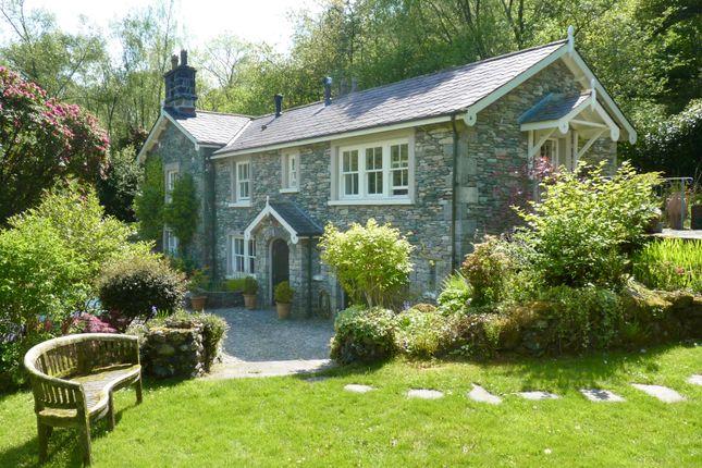 Detached house for sale in Duddon Lodge, Duddon Bridge, Broughton-In-Furness, Cumbria