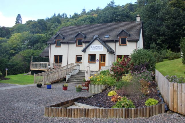 Thumbnail Hotel/guest house for sale in Bracarina House, Self-Catering / B&B, Invermoriston, Inverness-Shire