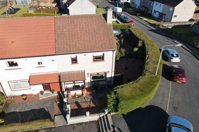 Thumbnail Semi-detached house for sale in Eglinton Drive, Eaglesham, Glasgow