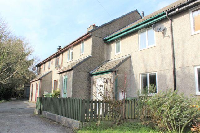 Thumbnail Terraced house for sale in Ridgeovean, Gulval, Penzance