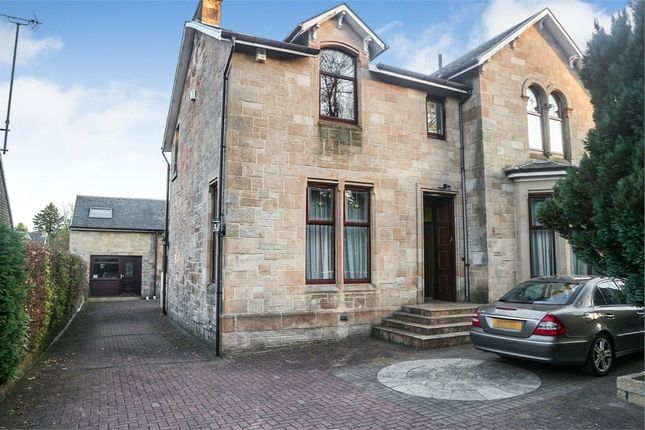 Thumbnail Detached house for sale in Thorn Road, Bearsden, Glasgow, East Dunbartonshire