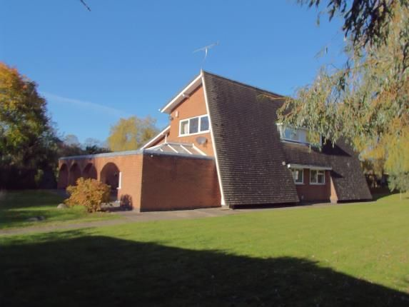 Thumbnail Detached house for sale in Craighill Road, Knighton, Leicester, Leicestershire