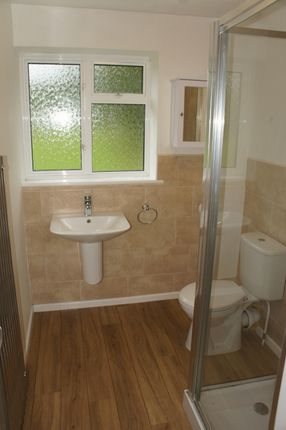Shower Room of Lodge Hill, East Coker BA22