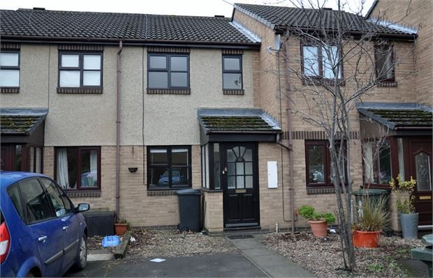Thumbnail Terraced house for sale in Millfield Court, Hexham