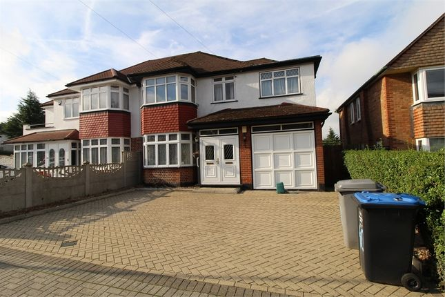 Semi-detached house to rent in Donnington Road, Harrow, Middlesex