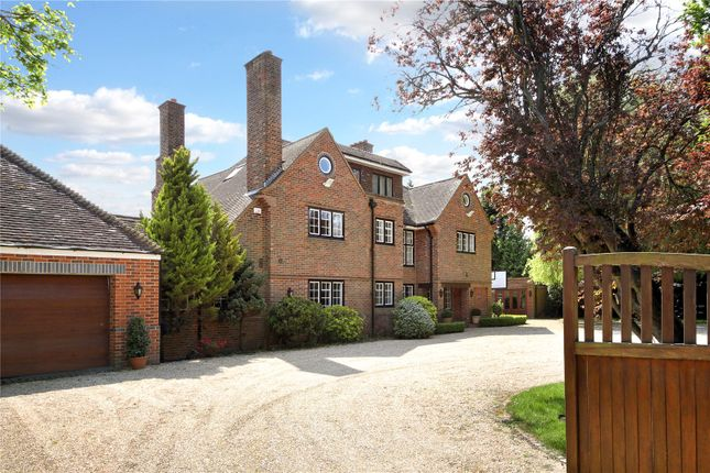 Thumbnail Detached house for sale in Church Road, Winkfield, Windsor, Berkshire
