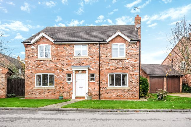 Thumbnail Detached house for sale in The Brickall, Long Marston, Stratford-Upon-Avon, Warwickshire