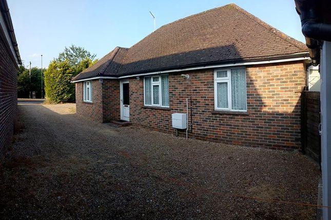 Thumbnail Detached bungalow for sale in Barnham Road, Eastergate, West Sussex